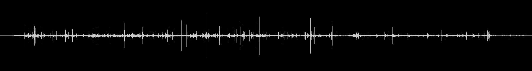 紙 ラッピングクランプル03の未再生の波形