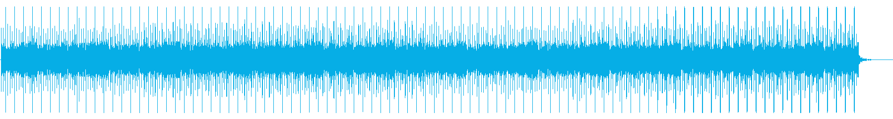 切ない・温かい・優しい チルアウトの再生済みの波形