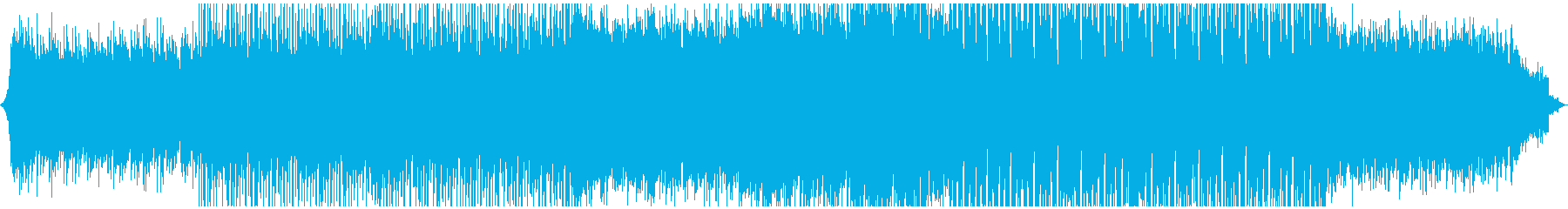 アコギがノスタルジックなトロピカルハウスの再生済みの波形