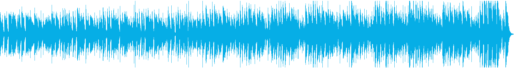 陽気でポジティブなサウンドトラック...の再生済みの波形