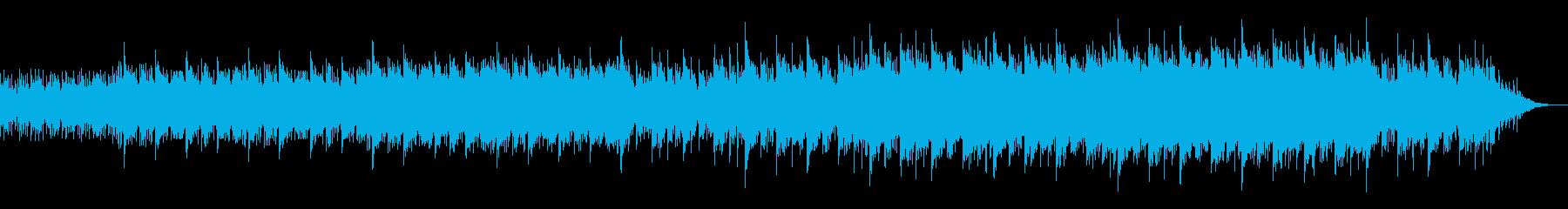 企業映像11C ドラム無し、光輝く未来の再生済みの波形