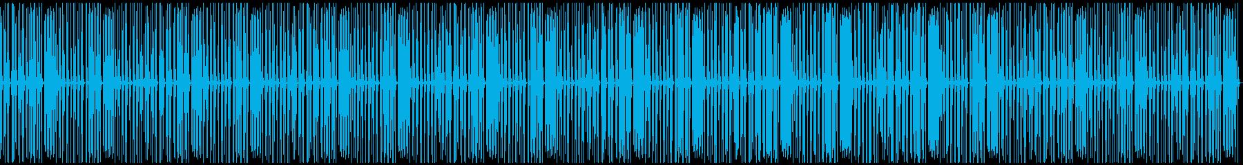 マリンバ、素朴、小動物の観察、10分の再生済みの波形