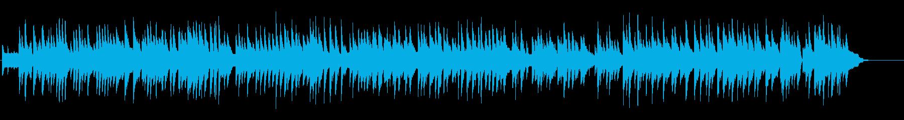 しっとり大人のムード・ピアノ・JAZZの再生済みの波形