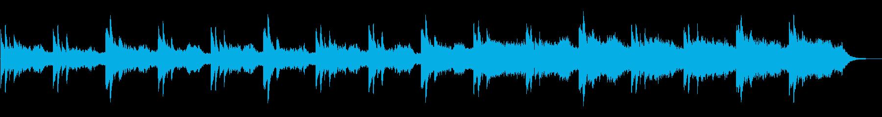 不穏なサスペンス~サイコスリラー(劇伴)の再生済みの波形