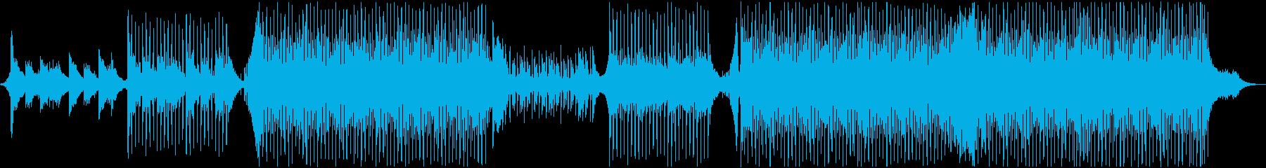 爽やかな夏の森【アコギ/シンセ】の再生済みの波形