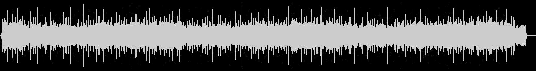 リリカルでトラディッショナルなバラードの未再生の波形