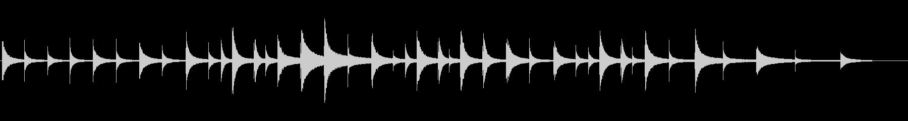 MUSIC BOX、LONG、MU...の未再生の波形