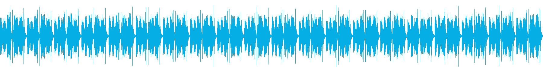 [和太鼓二重奏]盆踊りの大太鼓02の再生済みの波形