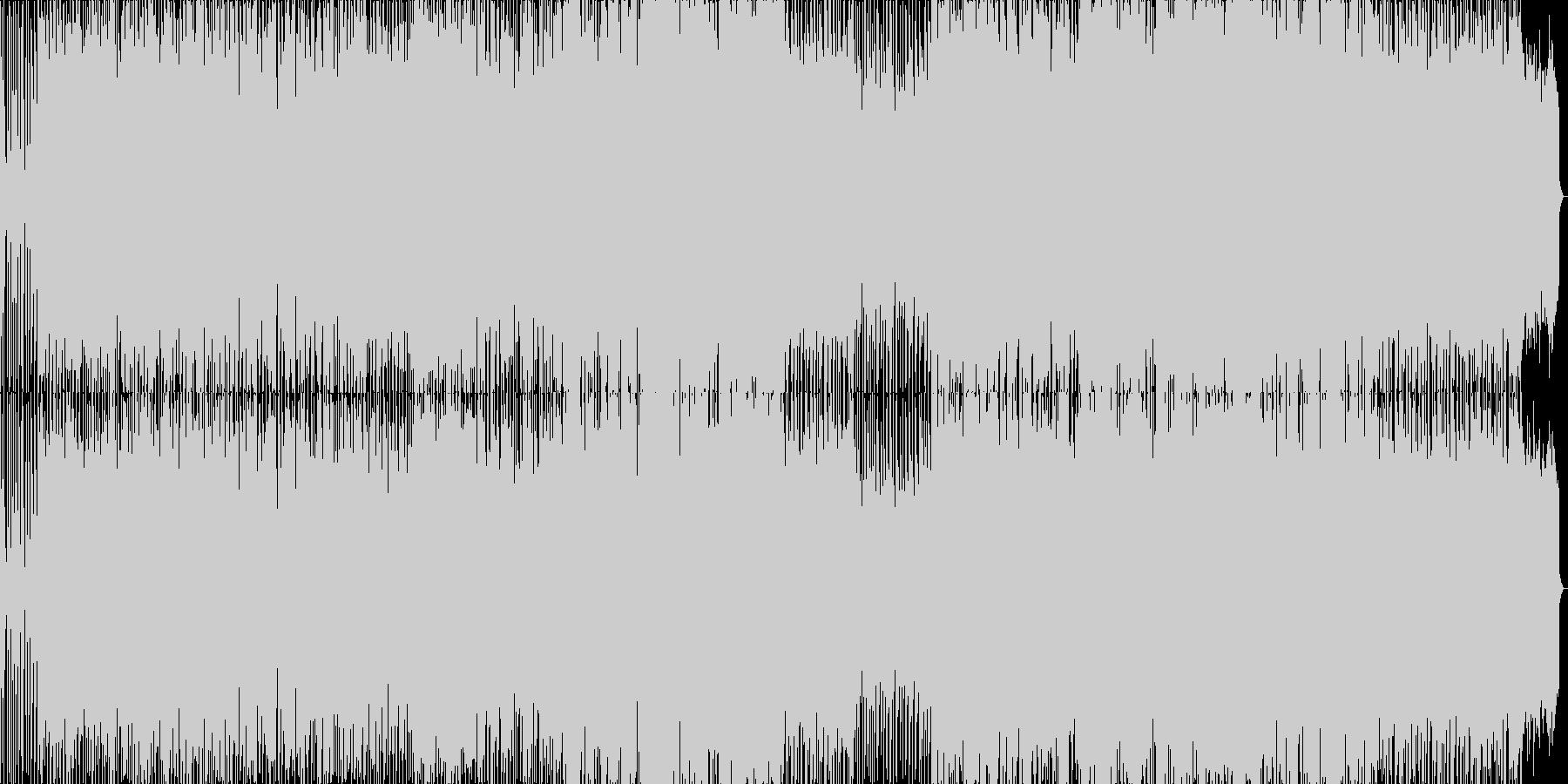 男性ボーカル / 情緒的なポップスの未再生の波形