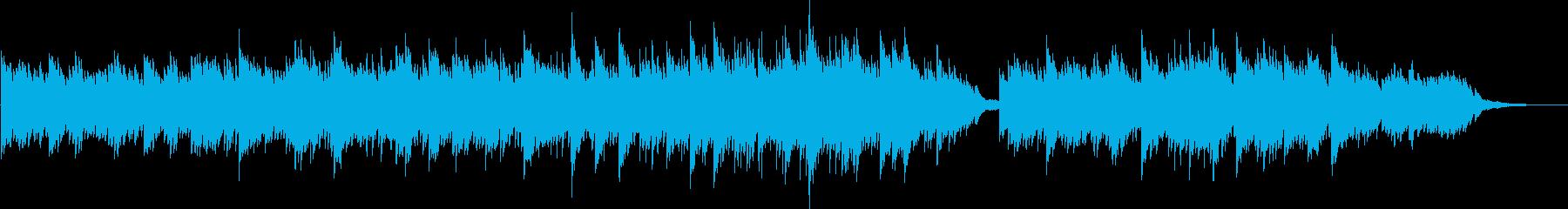 Sad Ambient Pianoの再生済みの波形