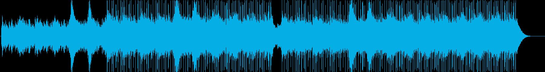 ライトロック/一般ロック/インスト...の再生済みの波形