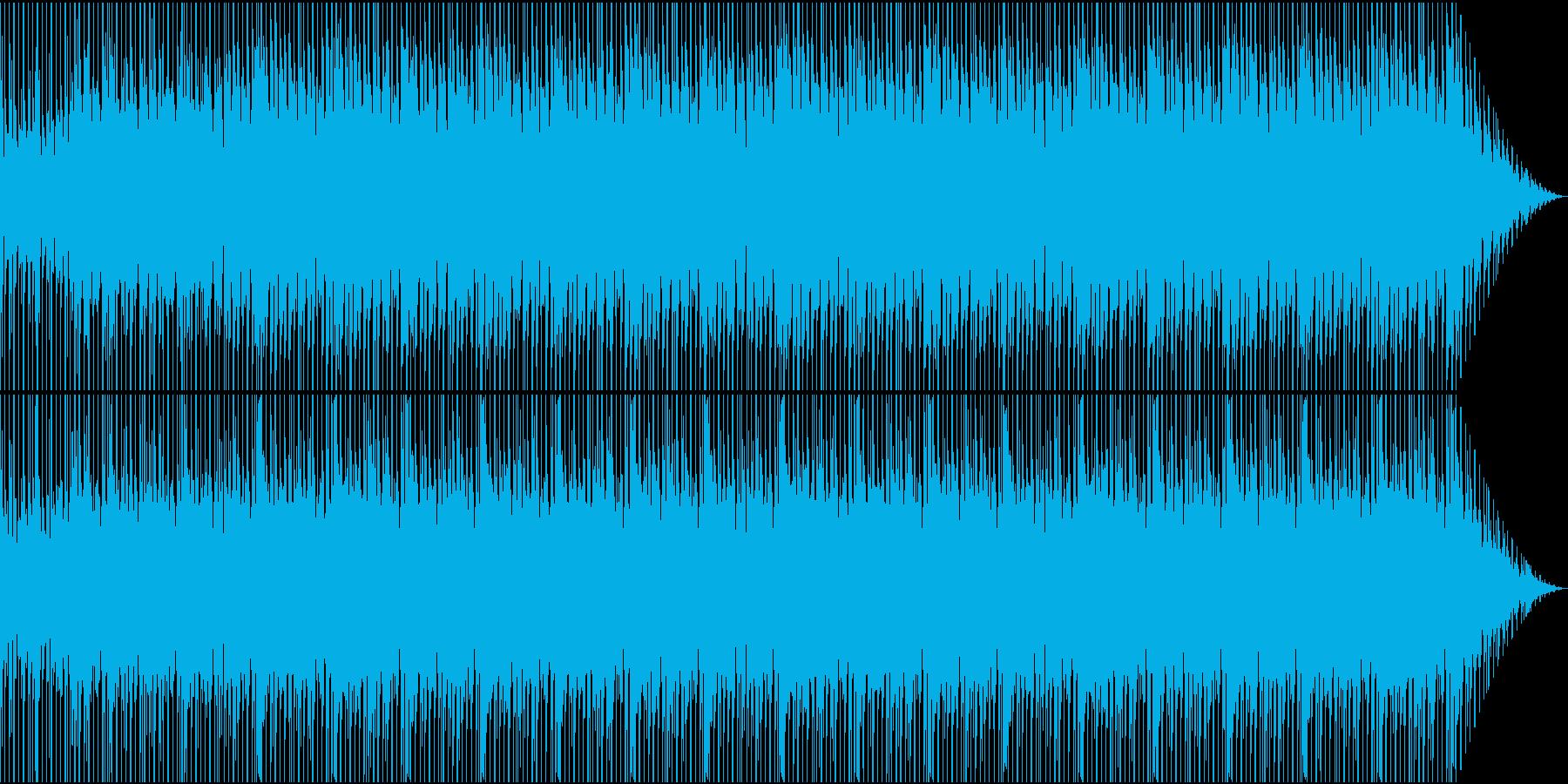 エレガントなシーンや場所で使えるジャズの再生済みの波形