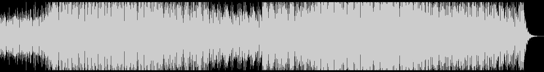 ハッピーサマートロピカルの未再生の波形