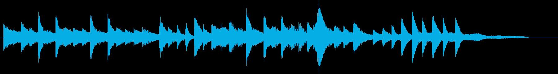 「花のワルツ」クラシックピアノジングルCの再生済みの波形