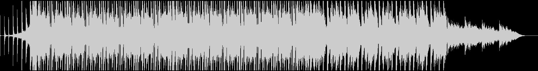 60秒ver ノリの良いポップなテクノの未再生の波形