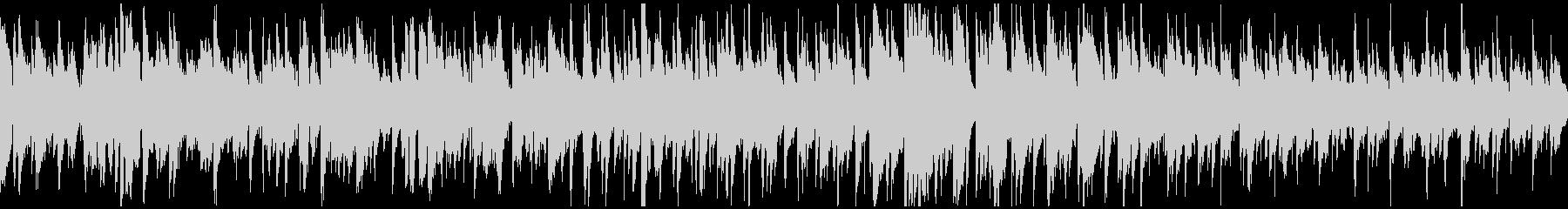 ピュアな雰囲気のボサノバジャズ※ループ版の未再生の波形