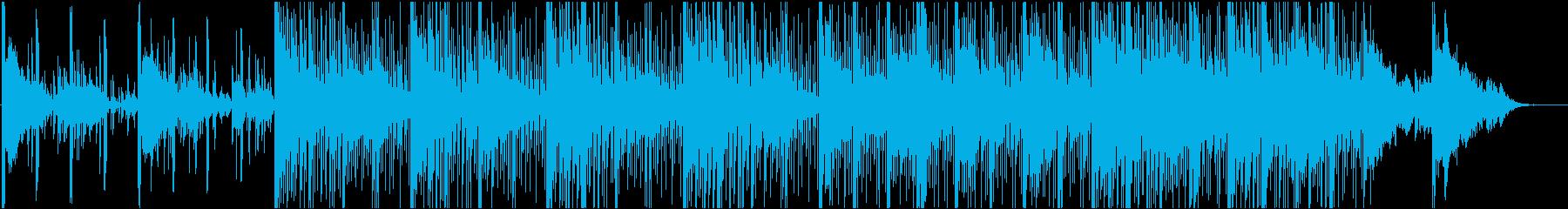 事件 問題 16bit48kHzVerの再生済みの波形