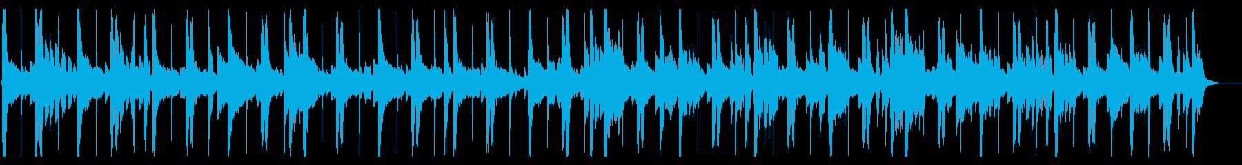 儚げ/R&B_No606_2の再生済みの波形