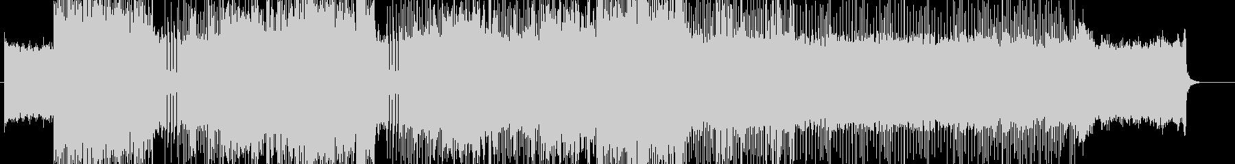 「HR/HM」「DEATH」BGM210の未再生の波形