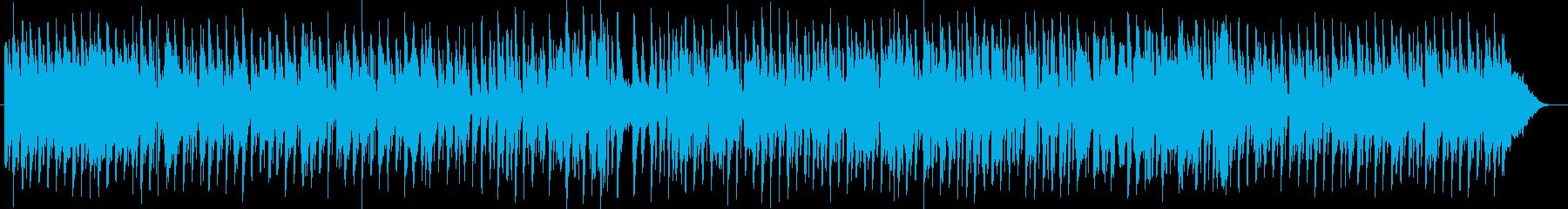 アコーディオンが優雅なイージーリスニングの再生済みの波形