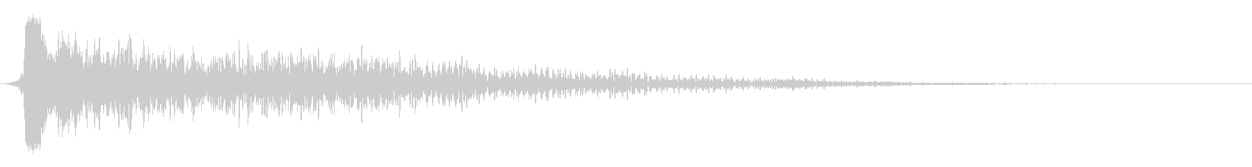 ニューロトロニックマトリックス3の未再生の波形
