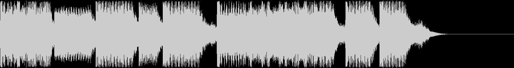 AI メカ/ロボ/マシン動作音 4の未再生の波形