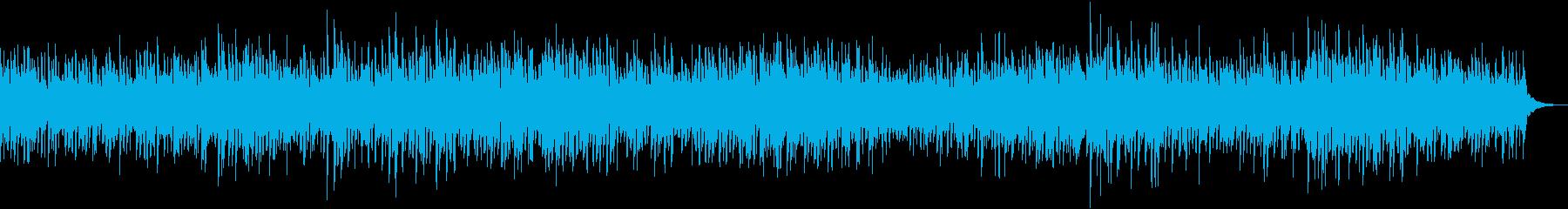 アクアリウム・熱帯魚/癒しのシンセBGMの再生済みの波形