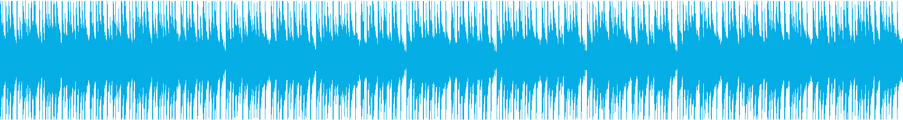 エジプト・アラビア・エスニックな曲ループの再生済みの波形