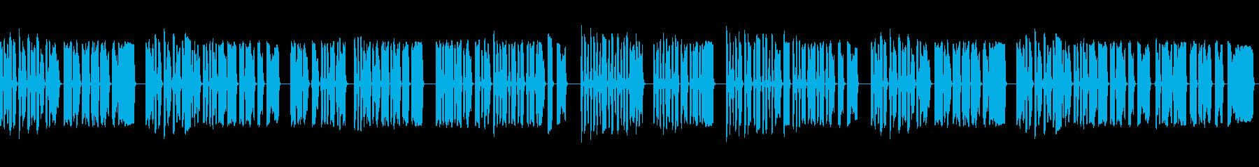 小学生の笛2の再生済みの波形