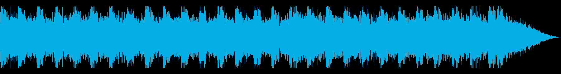 デジタルサウンドが印象なダンスロックの再生済みの波形