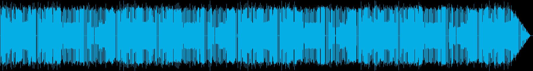【8bit】『メヌエット』ト長調の再生済みの波形