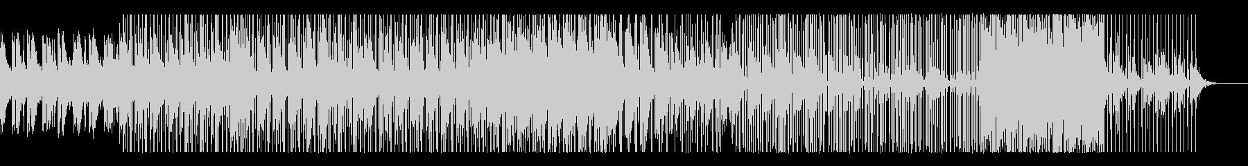 ローファイ・ヒップホップ Lofi の未再生の波形