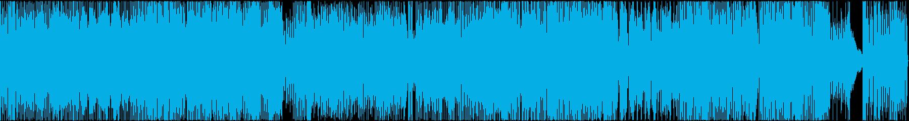 レッツ歌ジャズの再生済みの波形