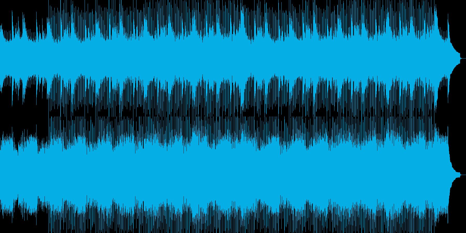 企業VP系52、爽やかピアノ4つ打ちaの再生済みの波形