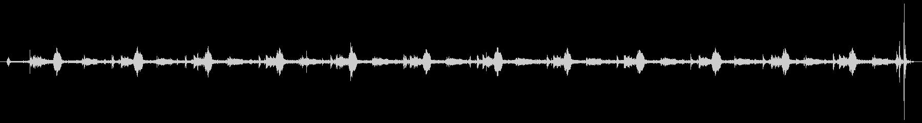 鳩時計2:ストライクトゥエルブオク...の未再生の波形