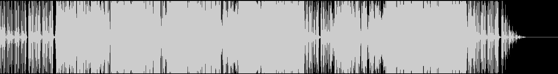 アコーディオンとチェロのワルツの未再生の波形