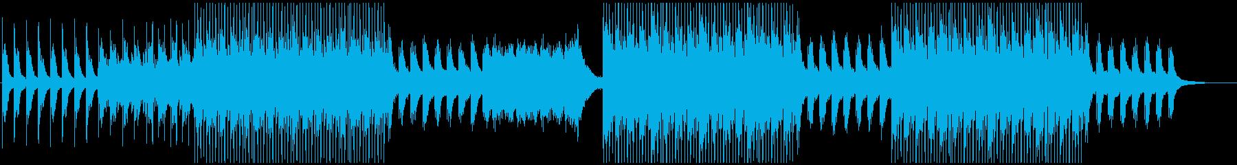 ゆったり-森-里山-自然-空撮-ハウス の再生済みの波形