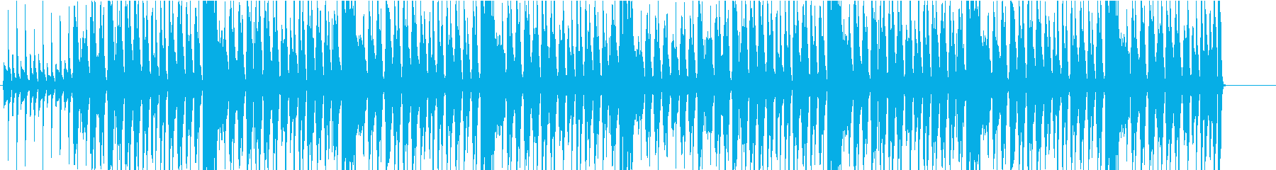 楽しく軽快なハロウィンの再生済みの波形