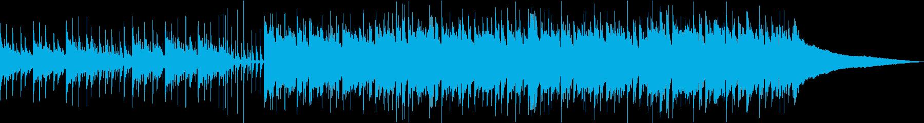 Auspicious Day 60秒の再生済みの波形