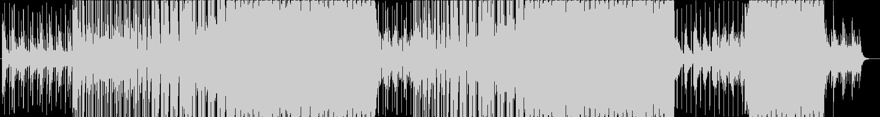 洋楽、おしゃれ最新ヒップホップトラック♪の未再生の波形
