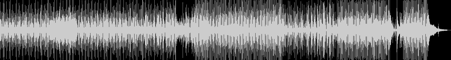 ウクレレのほのぼのするポップス cの未再生の波形