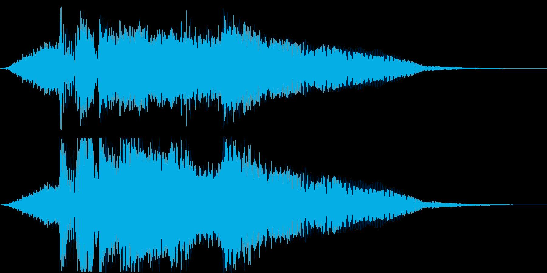 レニー・クラヴィッツなどのスタイル...の再生済みの波形