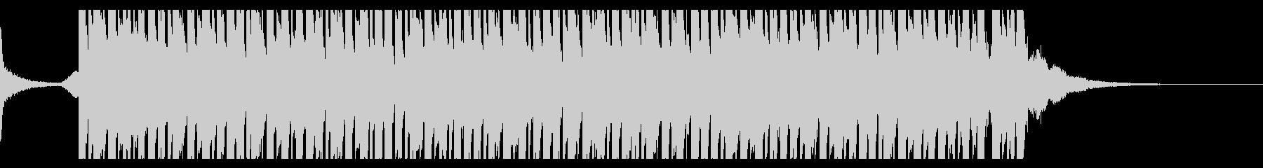 心躍るサマーポップ(30秒)の未再生の波形