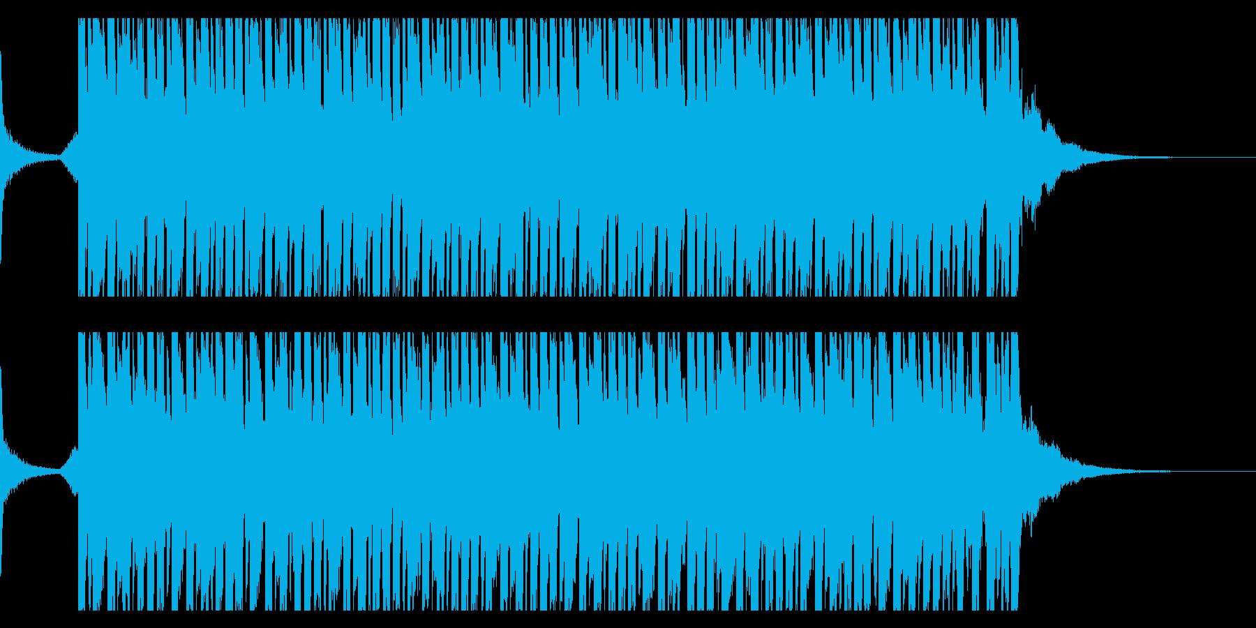 心躍るサマーポップ(30秒)の再生済みの波形