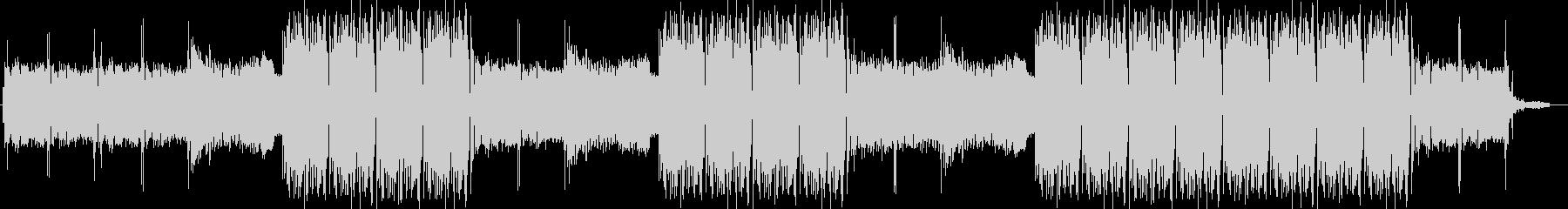 EDMクラブ系ダンスミュージック-09の未再生の波形