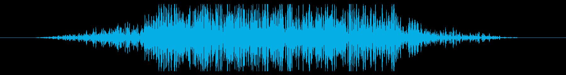 斬撃 ディープスコールヘビーショート05の再生済みの波形