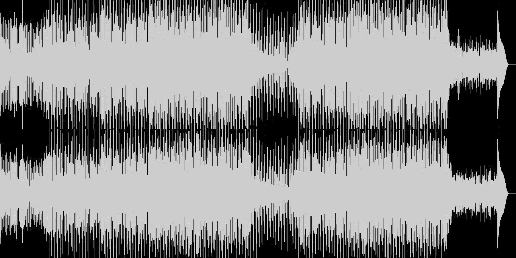 EDMポップで明るいクラブ系-21の未再生の波形