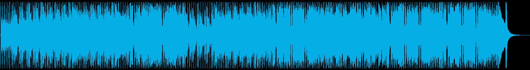ロックインストゥルメンタル。 「ク...の再生済みの波形