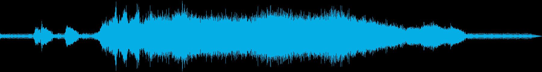 450 CC ATV 4X4:オン...の再生済みの波形