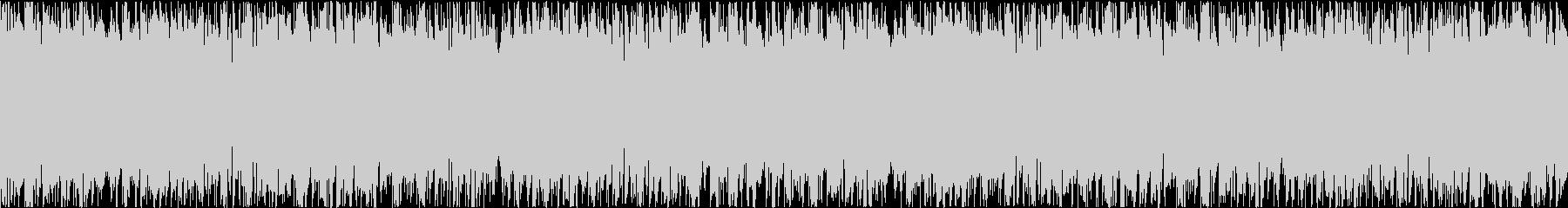 ポップで楽しいEDM(30秒ループ)の未再生の波形